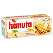 Ferrero Hanuta 10 Stück á 22 g 192 x 220 g Karton