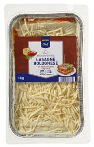 Fine Life Bolognese Lasagne mit Schweinefleisch 1 kg