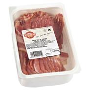 Gugel Bacon geräuchert, geschnitten 500 g Packung