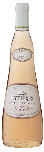 Les Eytières Rosé Cotês de Provence Roséwein 0,75 l Flasche