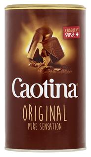 Caotina Kakaopulver Original Trinkschokolade 60 x 500 g Dosen