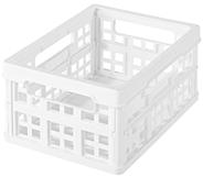 Really Useful Box Aufbewahrungsbox, 1,7 l, 18 x 13,5 x 90 cm Weiß