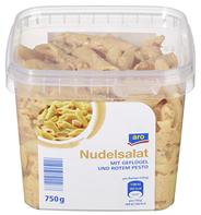 aro Nudelsalat mit Geflügel mit rotem Pesto - 750 g Becher