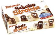 Dickmann Kinder Schokostrolche 200 g Schachtel