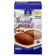 Horeca Select Mousse au Chocolat ca. 11 Portionen, ergibt 8 L 1 kg