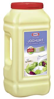 Kraft Salat-Dressing mit fettarmen Joghurt - 2 x 5 l Eimer
