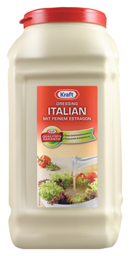 Kraft Salat-Dressing Italian - 5 l Eimer