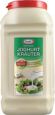 Kraft Salat-Dressing Joghurt Kräuter - 5 l Eimer