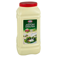 Kraft Salat-Dressing Joghurt Kräuter - 2 x 5 l Eimer