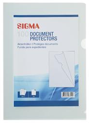 Sigma Aktenhüllen, DIN A4 100 Stück