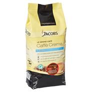 Jacobs Caffè Crema Le Grand Elegant ganze Bohnen 1 kg Beutel