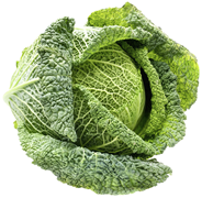 Horeca Select Wirsing tiefgefroren, küchenfertig, geschnitten, ca. 2 - 3 cm 2,5 kg Beutel