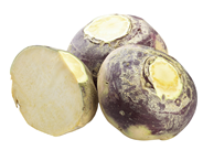Horeca Select Steckrüben tiefgefroren, küchenfertig, gewürfelt, 10 x 10 mm 4 x 2,5 kg Beutel