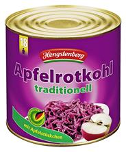 Hengstenberg Apfelrotkohl 2,65 l Dose