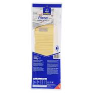 Horeca Select Edamer geschnitten 10 x 10 cm Scheiben, 40 % Fett, wiederverschließbar 1 kg Packung