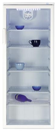 Beko Kühlschrank Glastür WSA 29000