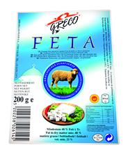 Greco Feta 48 % Fett 200 g Packung