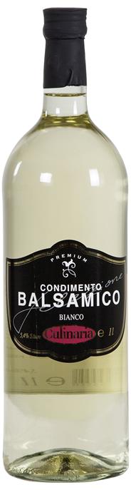 Culinaria Balsamico Condimento Bianco 60 x 1 l Flaschen