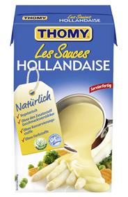 Thomy Les Sauce Hollandaise 24 % Fett 12 x 1 l Packungen