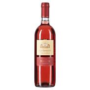 Ca'Ernesto Valdadige Rosata Roséwein DOC Qualitätswein mit kontrollierter Ursprungsbezeichnung 0,75 l Flasche