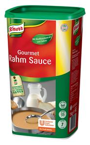 Knorr Rahmsauce  Gourmet - (90 x 1,00 kg)