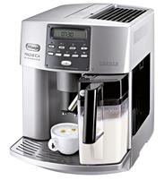 Delonghi Kaffeevollautomat ESAM 3600 EX1 Elegance Silber