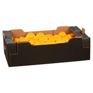 Saftorangen 15 kg Kiste