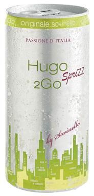 Hugo Sprizz 2go 0,2 l Dose