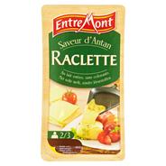 Entremont Raclette Scheiben Saveur D´Antan 50 % Fett 400 g Packung