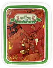 Le Delizie gegrillte Paprika 380 g Packung
