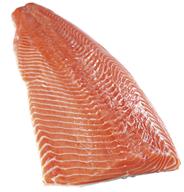 Horeca Select Bömlo Lachsfilet ca. 3 - 4 kg Stücke, TRIM E 10 kg