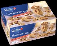 Bahlsen Keks und Waffelmischung Summertime 11 verschiedene Gebäckvariationen ohne Schokolade, 10 Stück á 200 g 2 kg Packung