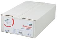 aro Briefumschlag selbstklebend, mit Fenster, DIN lang 1000 Stück Packung