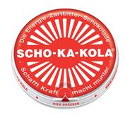 Scho-Ka-Kola Schokoladenspezialität Kola 100 g Dose