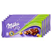 Milka Ganze Haselnüsse 5 Stück à 100 g 500 g Packung