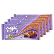 Milka Noisette 5 Stück à 100 g 500 g Packung