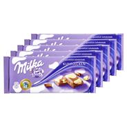 Milka Kuhflecken 5 Stück à 100 g 500 g Packung