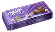Milka Trauben-Nuss 5 Stück à 100 g 500 g Packung