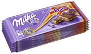 Milka Alpenmilch Schokolade Daim 5 Stück à 100 g 500 g Packung