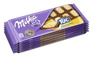 Milka Tafelschokolade Milka & Tuc 5 Stück à 100 g 500 g Packung