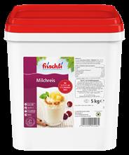 Frischli Milchreis 2,5 % Fett 5 kg Eimer