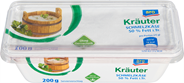 Aro Schmelzkäse Kräuter 50 % Fett 10 x 200 g Packungen
