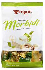 Vergani Torroncini Morbidi 400 g Beutel