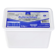 Horeca Select Butterschmalz 2,5 kg Becher