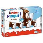 Kinder Pingui Schoko 8 Stück à 30g 8 x 30 g Packung