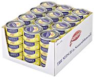 Saupiquet Thunfischstücke in Sonnenblumenöl 48 x 185 g Dosen