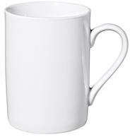 aro Kaffeebecher weiß 290 ml, 6 Stück