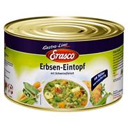 Erasco Erbseneintopf mit Kassler 4,6 kg Dose