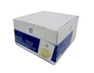 H-Line Erfrischungstücher Zitrus 5,3 x 7 cm, einzeln verpackt 250er Packung