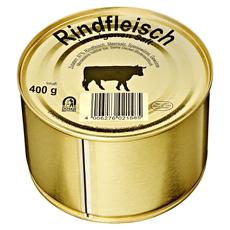 Simon Werner TIP GmbH & Co KG Rindfleisch 400 g Dose